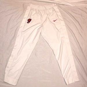 Nike Elite UGA Basketball DriFit Warmup Pants